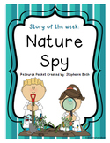 Nature Spy Scott Foresman Reading Street® 2013 Resource Packet