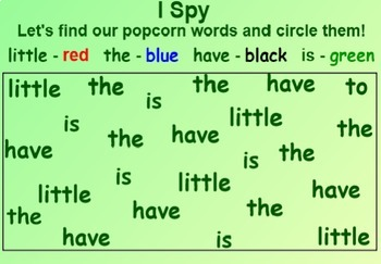 Nature Spy SmartBoard Companion Kindergarten