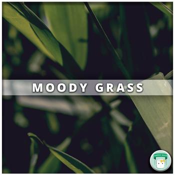 Nature Stock Photo Moody Grass
