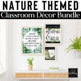 Nature-Themed Classroom Decor Set Bundle