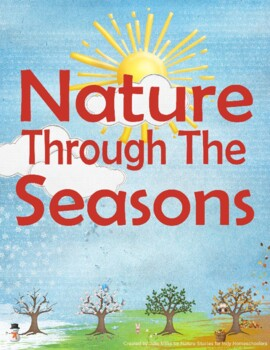 Nature Through the Seasons Pictures and Observations