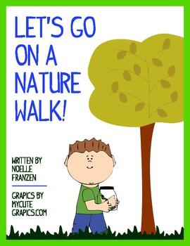 Nature Walk Activity