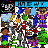 Nature Walk {Creative Clips Digital Clipart}