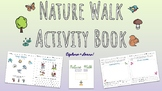 Nature Walk - Explore & Learn Activity Book