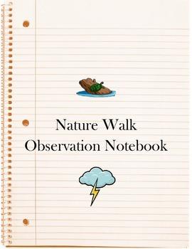 Nature Walk Observation Notebook