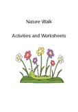 Nature Walk Worksheet