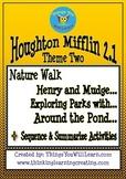 Nature Walk Worksheet Bundle (Theme 2)