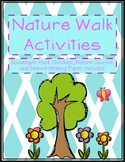 Nature Walk (checklist, nature journal, & reflection paper)