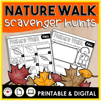 Nature Walk Scavenger Hunts | Four Seasons
