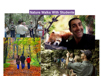 Nature Walks with Students