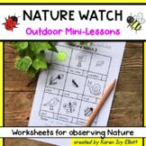 Nature Watch outdoor activity