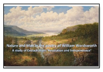 Nature and Man in the poetry of William Wordsworth