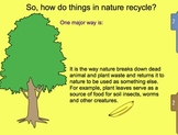 Nature and Waste Notebook File
