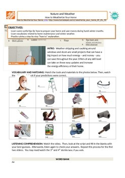 Nature and Weather_Home Maintenance_How To Weatherize Your