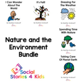 Nature and the Environment Bundle (English Black and White