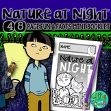 Nature at Night {Moon, Stars, Constellations & Nocturnal Nature-Based Fun!}