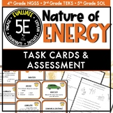 Nature of Energy Task Cards and Chapter Assessment