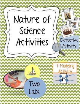 Nature of Science Activites
