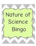 Nature of Science Bingo