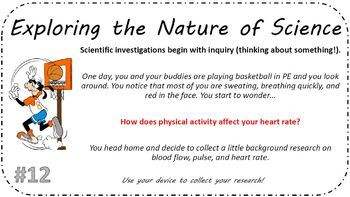 Nature of Science Bundle - Scientific Method, Lab Safety, Lab Equipment & KEYS!