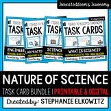 Nature of Science Task Card Bundle