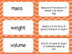 Nature of Science Flash Cards
