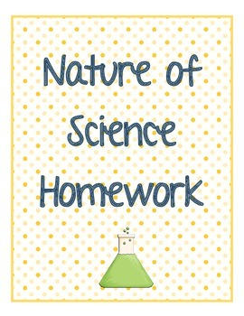 Nature of Science Homework