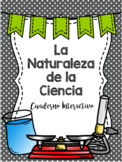 Nature of Science Interactive Notebook in Spanish