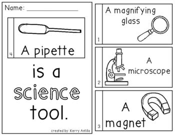 Nature of Science Mini-Books