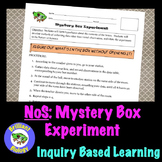 Nature of Science: Mystery Box Experiment