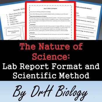 Nature of Science/Scientific Method
