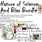 Nature of Science and Bias Bundle