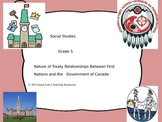 Nature of Treaty Relationships Between First Nations and Canadian Government