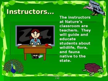 Nature's Classroom: Florida