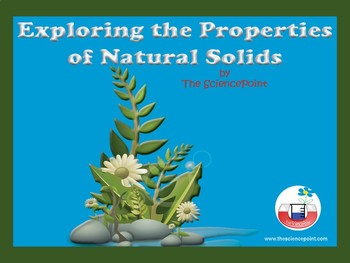 Nature's Collectibles - A Lesson Exploring Naturally Occurring Solids