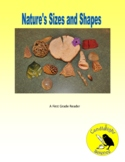 Nature's Shapes and Sizes - Science Leveled Reading Passage Set