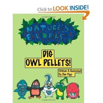 Nature's Elders Dig Owl Pellets!