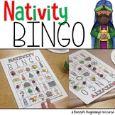 Natvity BINGO Cards