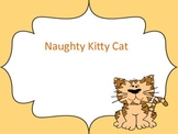 "Naughty Kitty Cat: A song to learn ""la"" and Quarter Rest"