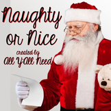 Naughty or Nice: You Decide