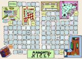 Naughty or Nice? -the Christmas Board Game!-