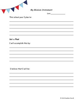 Nautical 5th Grade Data Notebook with Reading Common Core: Color in Checklist