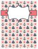 Nautical Binder Covers