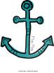 Nautical / Boat / Under the Sea Behavior Chart