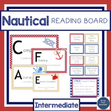 Nautical Reading Posters and Cards - Intermediate Strategies