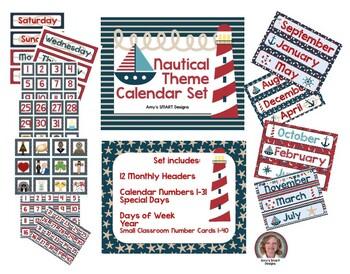 Nautical Calendar