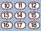 Nautical Calendar/ Cubby Numbers