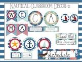 Nautical Classroom Decor Pack 2