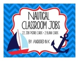 Nautical Classroom Jobs
