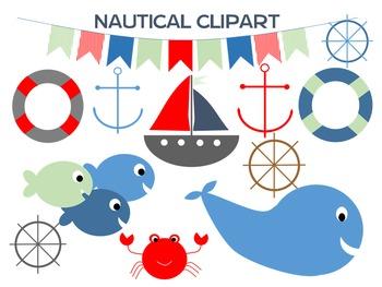 Nautical Clip Art